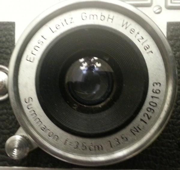 3.5cm 135 Serial#1290163
